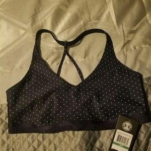 NWT UNDER ARMOUR SPORTS BRA -LARGE